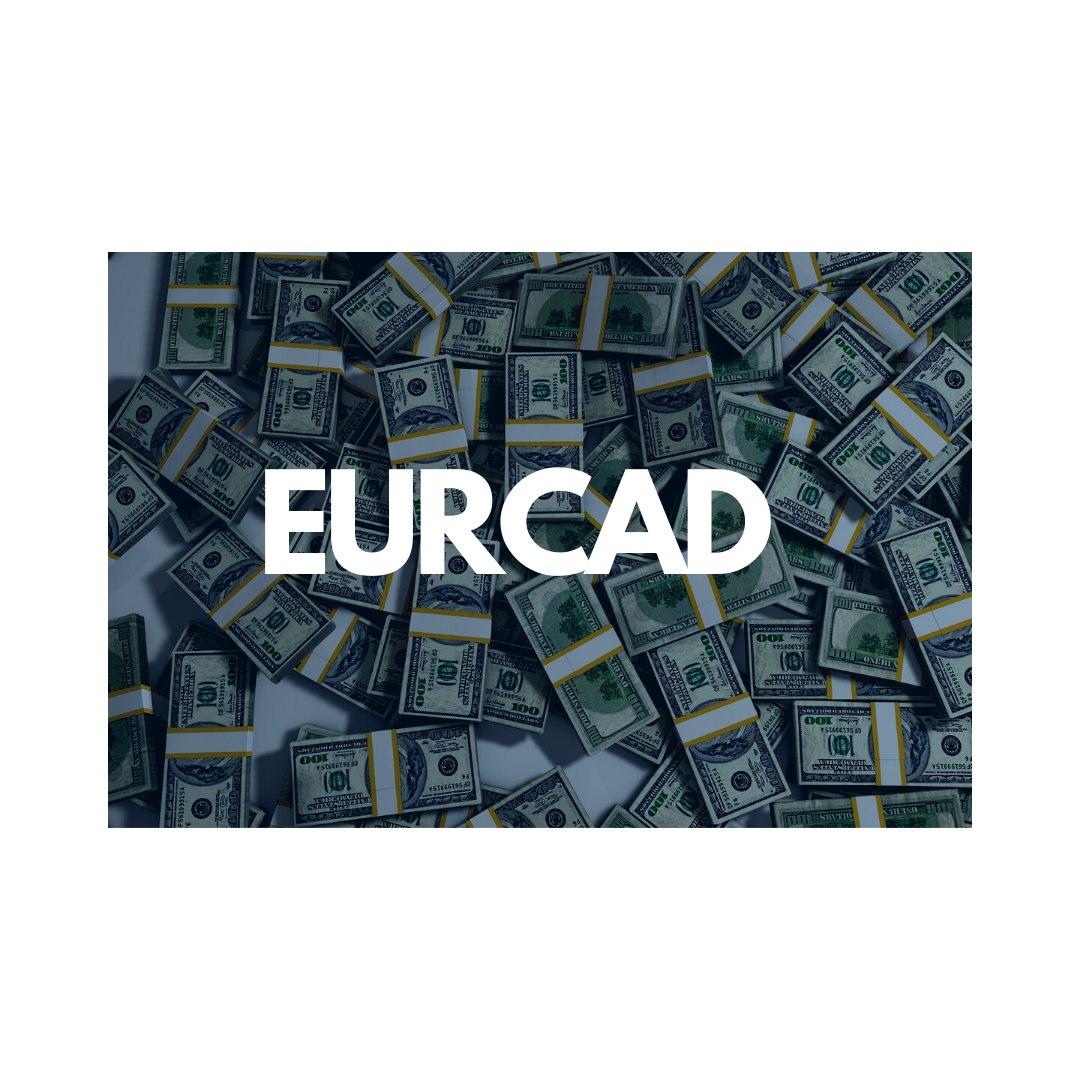 EUR/CAD Flash Card