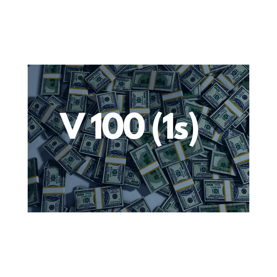 Market Analysis on V100(1s)/H4 Timeframe