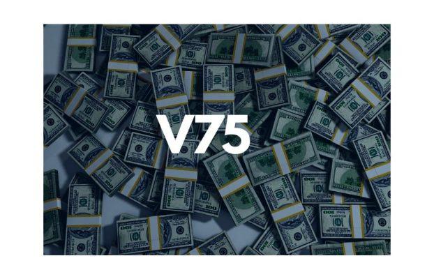 V75(H4 live analysis)