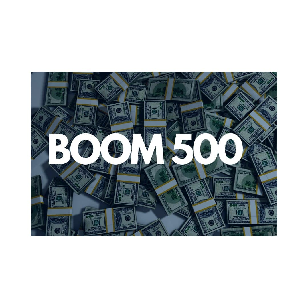 Boom 500 Index(H4 Timeframe)